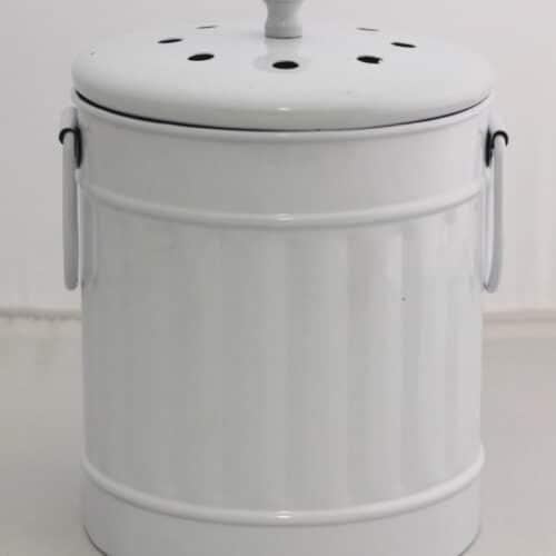Compost Bin Enamel