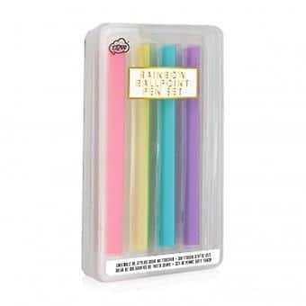 Rainbow Soft Pens