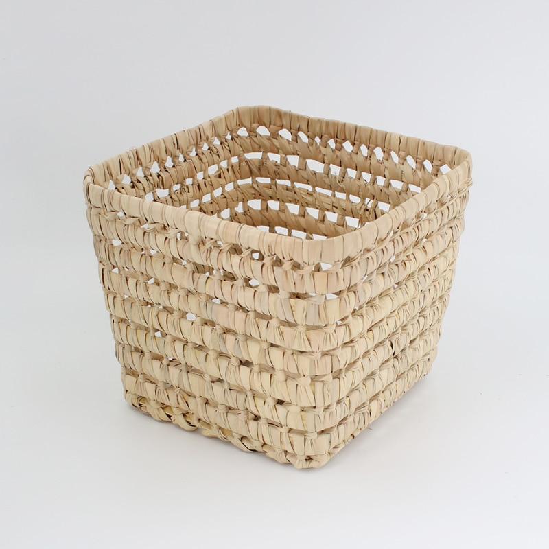 Palm Waste Basket - Small