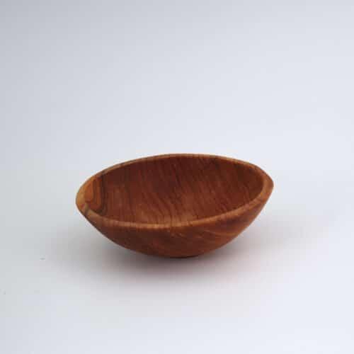 Wood Bowl 6 Round